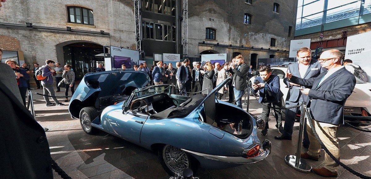 Будущее где-то рядом: Jaguar Land Rover Tech Fest