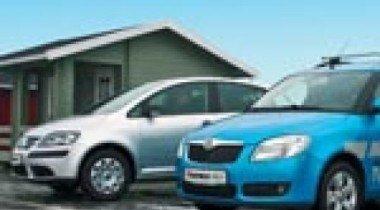 Skoda Roomster против Volkswagen Golf Plus. Выше ординара