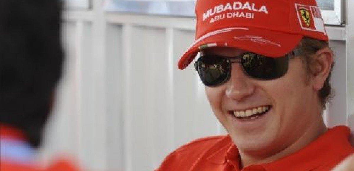 Кими Райкконен провел первый тест за рулем Citroen C4 WRC