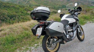 Honda Transalp XL700VА. Прирученный