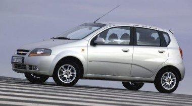 Hyundai Getz vs Chevrolet Aveo. Бюджетники