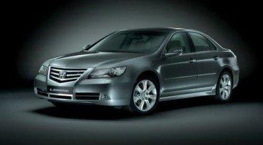 Honda объявила цену на  обновленный седан Legend