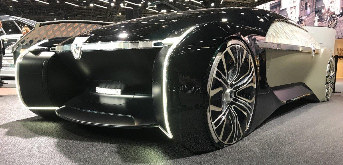 EZ-Ultimo – робомобиль от Renault