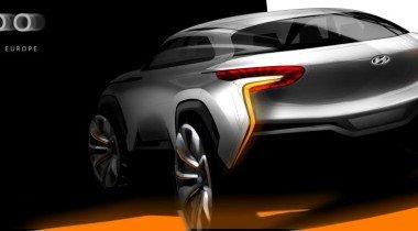 Hyundai готовит концепт водородного SUV
