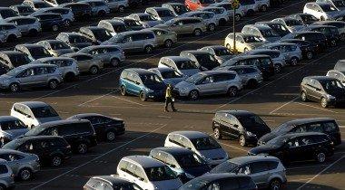 Автомобильный рынок ЕС растет