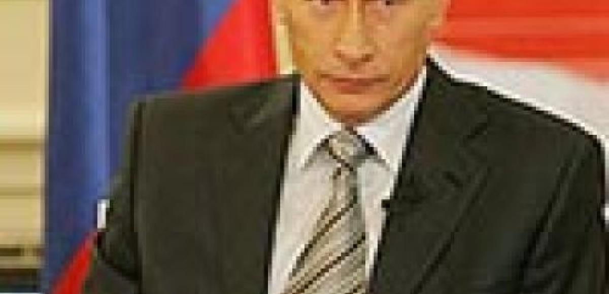 В. Путин: Устранение пробок – развитие инфраструктуры