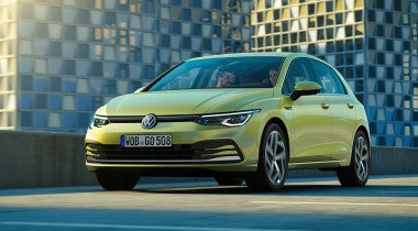 Новый Volkswagen Golf рассекретили до премьеры