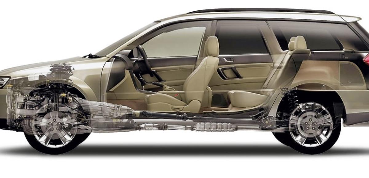 Subaru Outback: цены, проблемы, стоимость запчастей