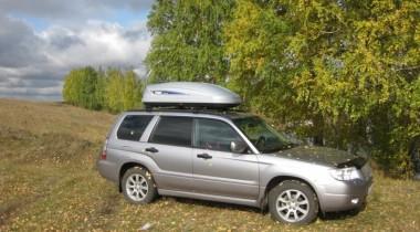 Subaru Forester. Отзывы владельцев