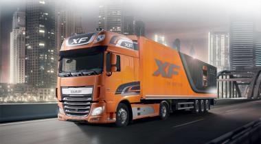С верой в Россию: 5 лет DAF Trucks Rus