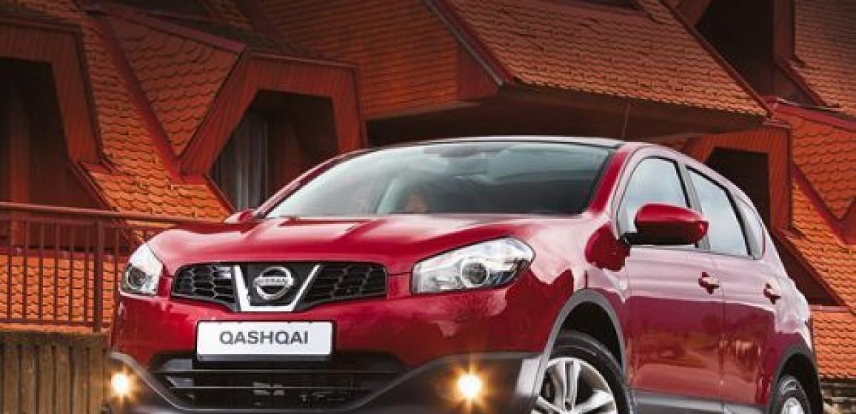 Nissan Qashqai. Ты узнаешь его из тысячи