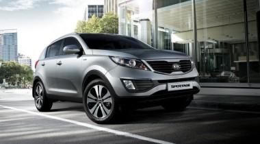 Обновленный Kia Sportage поступит в продажу 1 апреля
