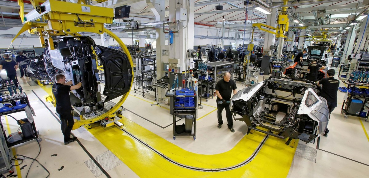 Lamborghini готовится к запуску внедорожника Urus