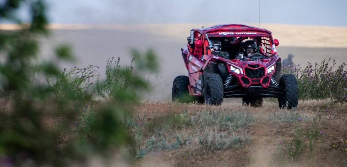 Финал квадросерии Can-Am X Race 2018: непредсказуемое рядом!