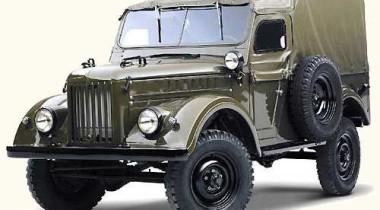 В кубке РАФ пенсионер за рулем ГАЗ-69 обошел конкурентов на престижных иномарках