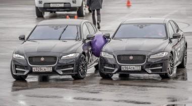 Доверяй, но проверяй: российская премьера Jaguar XF