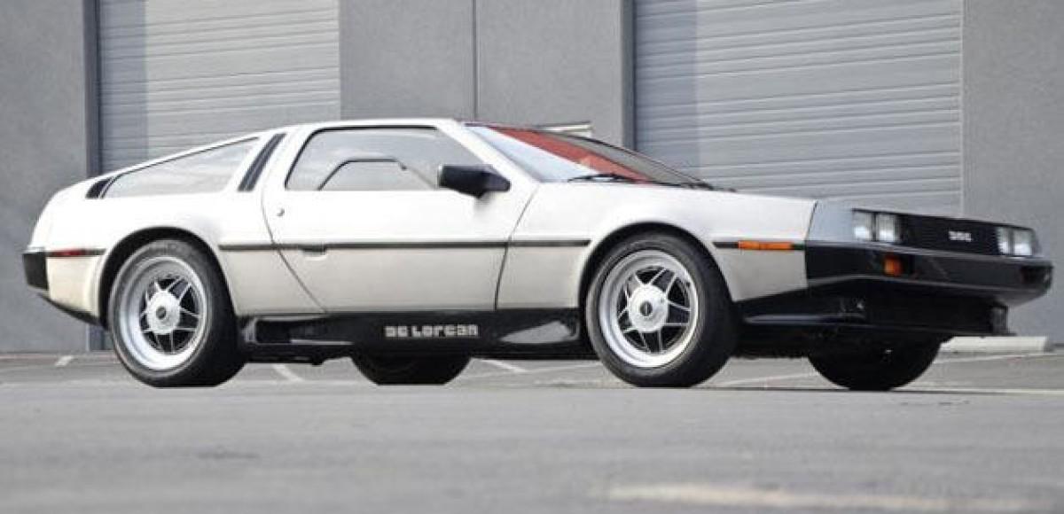 Выставлен на продажу самый мощный DeLorean DMC-12