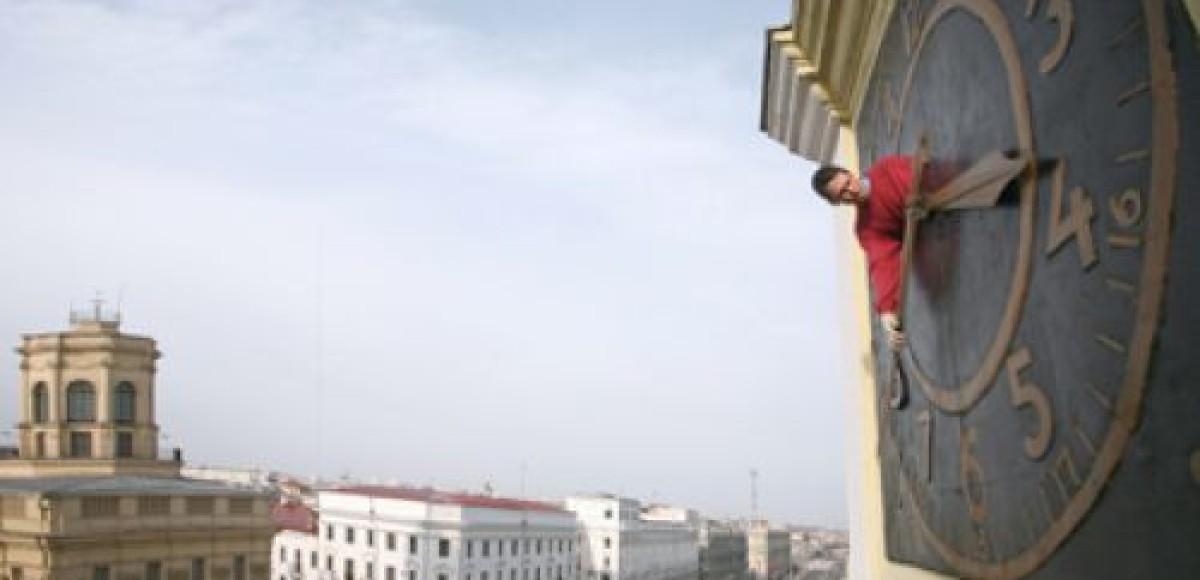 В Белоруссии в течение дня попробуют продержаться без автомобилей