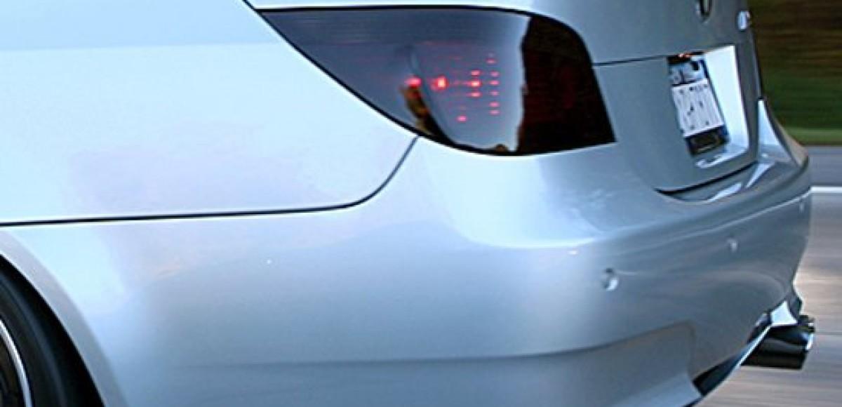 Тонировка фар: один из способов персонализации автомобиля