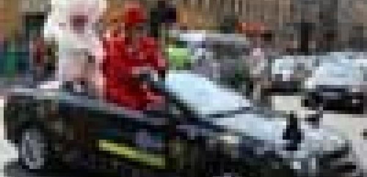 Автоцентр «Атлант-М Лахта» – официальный партнер питерского карнавала