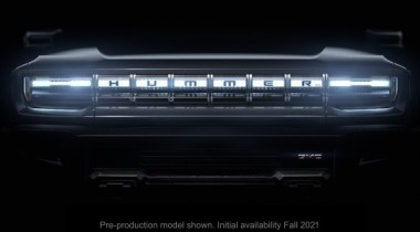 GM подтвердила: обещанный электропикап Hummer будет 1000-сильным