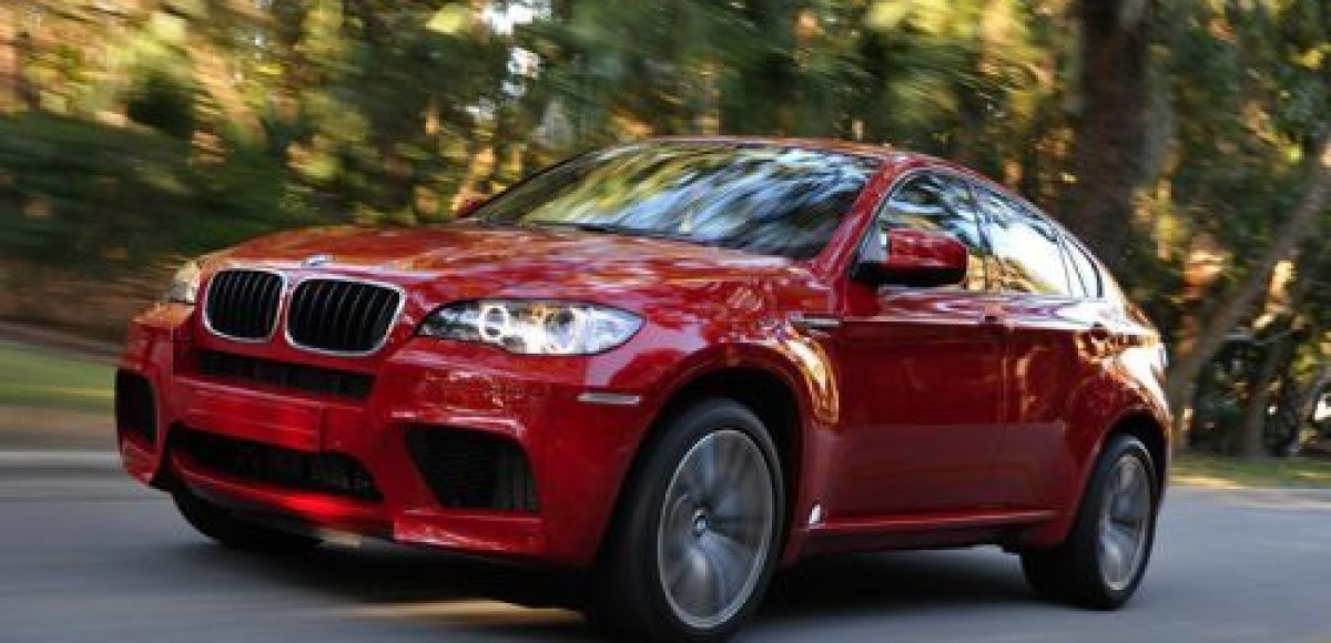BMW представляет X5 M и X6 M