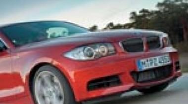 BMW 1 series. Веселый баварец