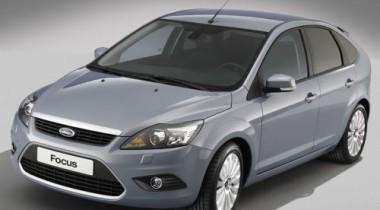 Ford Focus стал в марте самой популярной иномаркой в России