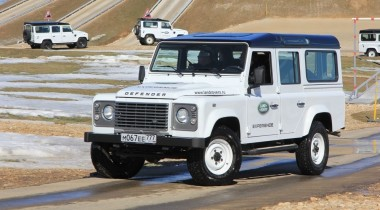 Land Rover Defender: день в истории