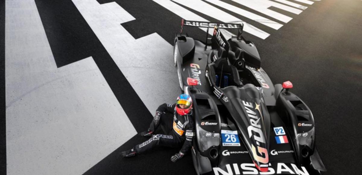 В гонке «24 часа Ле-Мана» примут участие две машины команды G-Drive Racing