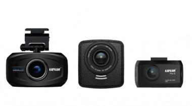 Три Super HD видеорегистратора от «Каркам»