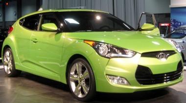 Горячий хэтчбек — Hyundai Veloster