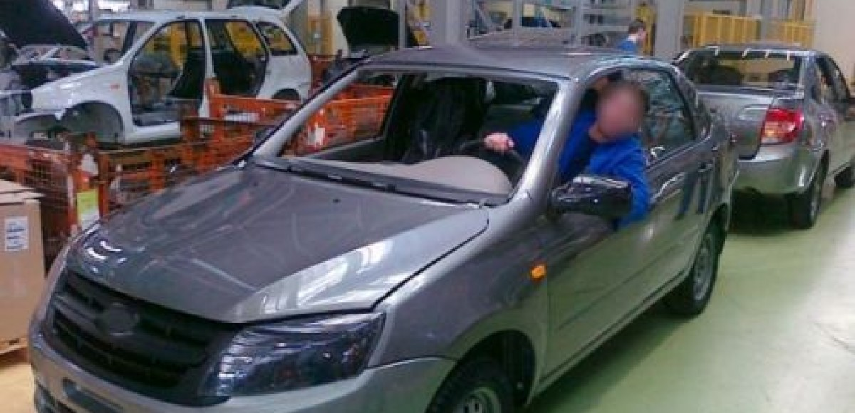В 2012 году на Lada Granta начнут устанавливать АКПП