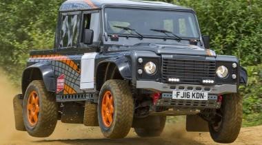 Bowler вошел в состав компании Jaguar Land Rover