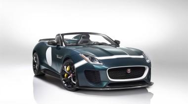 Jaguar анонсирует начало производства F-TYPE Project 7