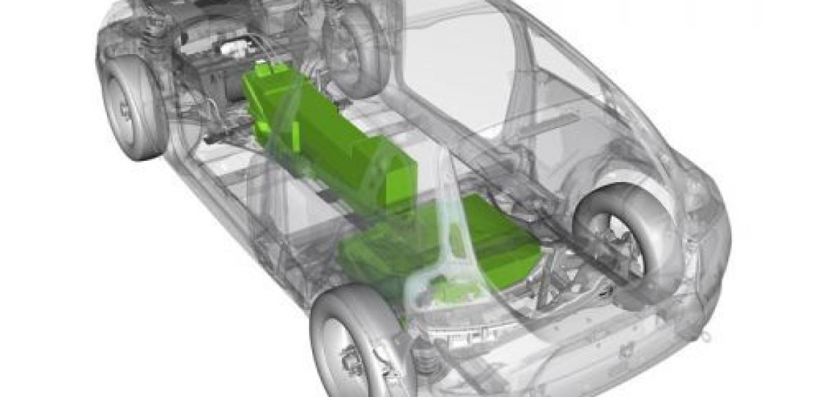 В 2011 году Ford Focus станет электрическим