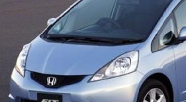 2008 Honda Jazz. Второе поколение