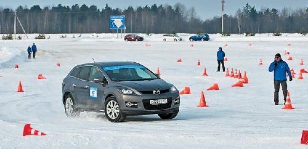 Mazda Sport Academy. Фигурное катание