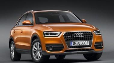 Audi официально представила новый кроссовер Q3