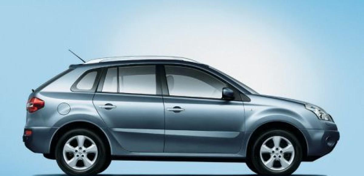 Renault Koleos. Интернационал
