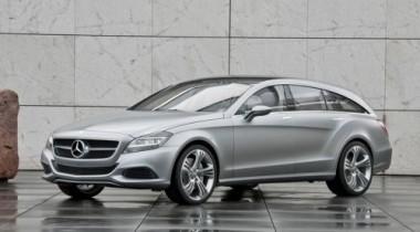 К 2014 году Mercedes-Benz CLC Shooting Break пойдет в серию