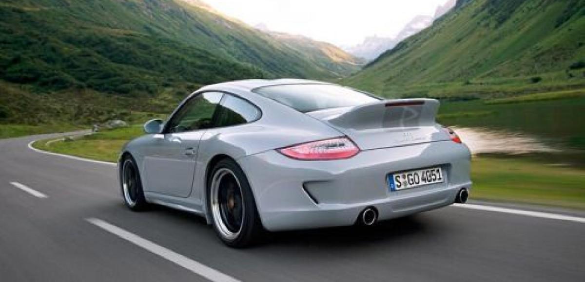 Porsche увековечил гены Porsche 911 выпуском особенного Sport Classic