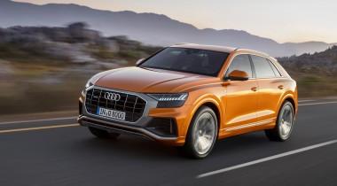 Audi Q8 —  цена и старт продаж в России