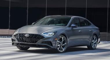 Hyundai Sonata: на шаг выше