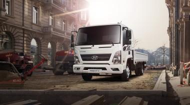 Среднетоннажник Mighty пополнит модельный ряд грузовиков Hyundai в России