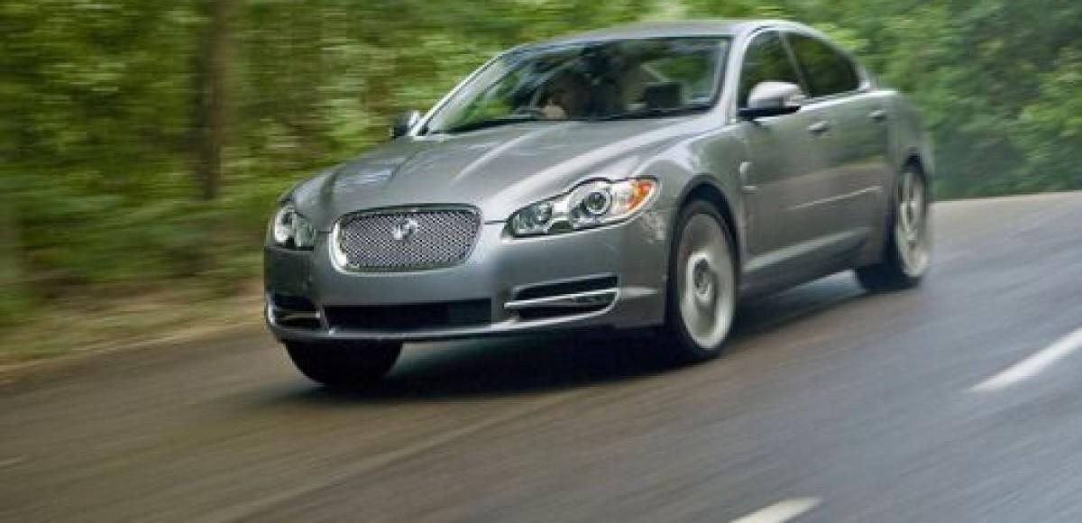 С 1 марта в России начинаются продажи нового седана Jaguar XF