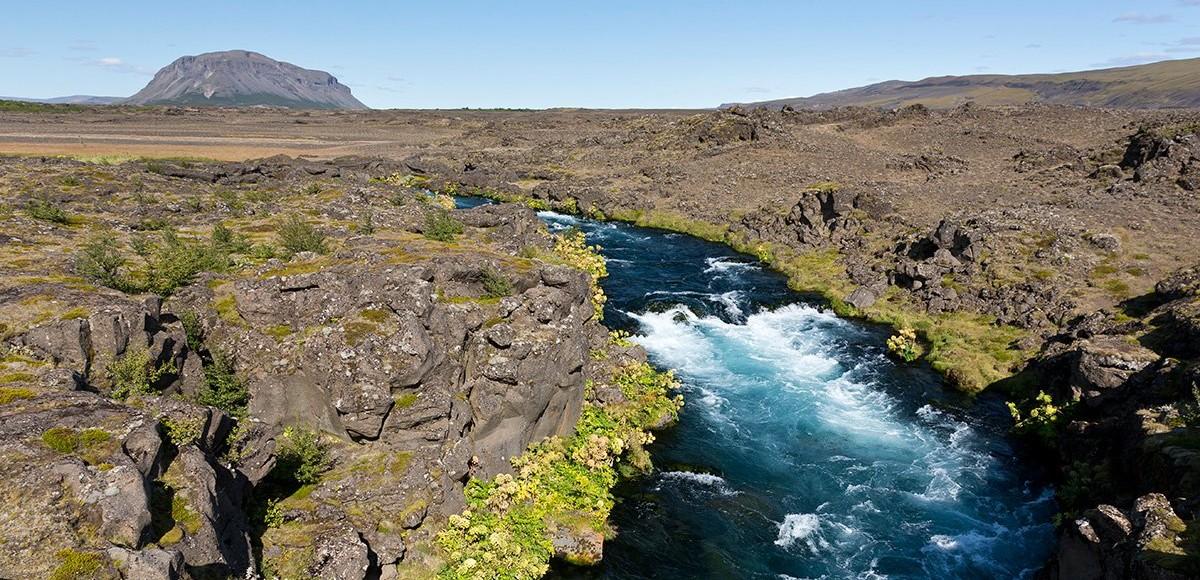 К вулканам через океан: на автомобиле по Исландии