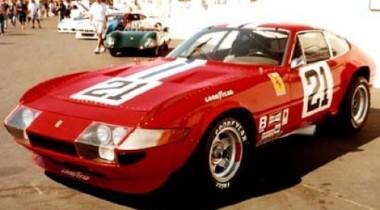 Ferrari 365 GT NART Spider. Чудо из Модены
