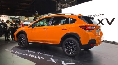 Новая Subaru XV: маэстро полного привода