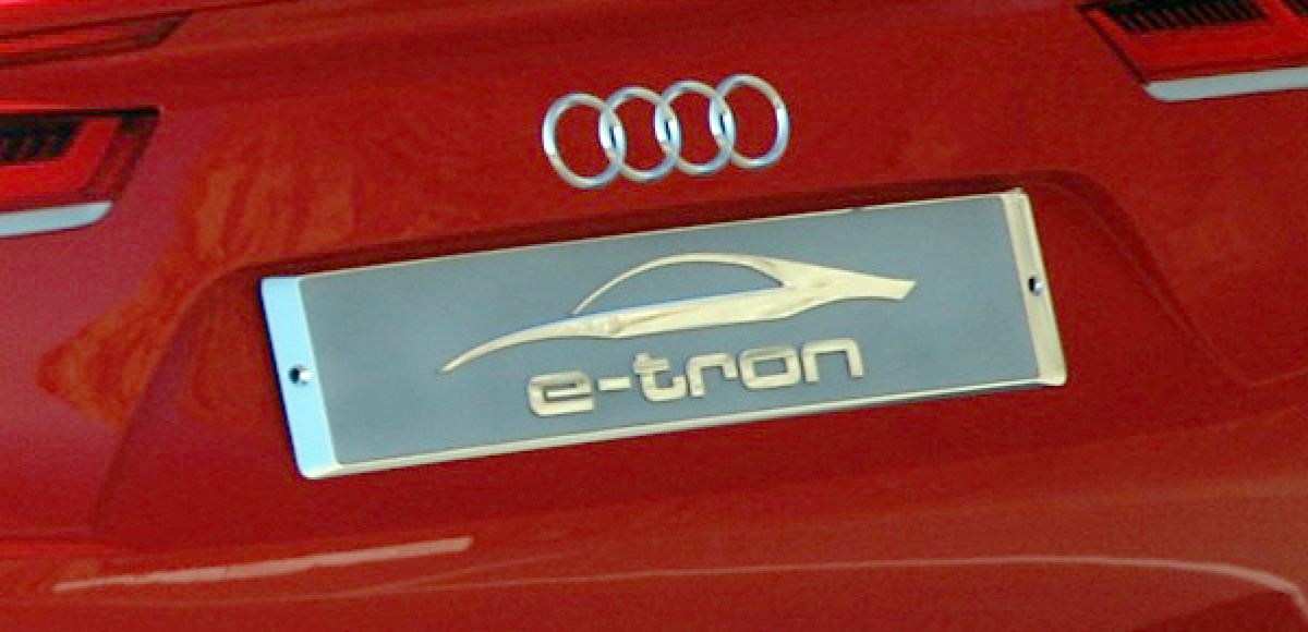 Каждой Audi — по гибриду!